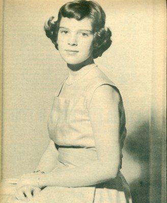 Η Άννα-Μαρία το 1959.