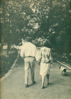 Μον Ρεπό , καλοκαίρι 1963