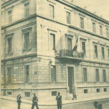 Το ανάκτορο του πρίγκιπος Γεωργίου στην Αθήνα