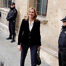 Μόνο για φορολογική απάτη θα κατηγορηθεί η ινφάντα Κριστίνα της Ισπανίας