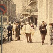 H ιδιοφυής ανατομία της Αθήνας: Μια έκθεση αναφοράς και υπέροχων ντοκουμέντων για το πνεύμα του '60 που άλλαξε την πόλη [φωτογραφίες]