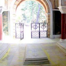 Βασιλικό Κοιμητήριο Τατοΐου (Μέρος τρίτο: Μαυσωλείο & Βασιλικοί Τάφοι)