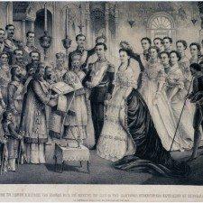 Βασιλικοί Γάμοι στην Ελλάδα: Γεώργιος Α΄ και Όλγα