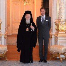 Η επίσκεψη του Οικουμενικού Πατριάρχη στο Λουξεμβούργο