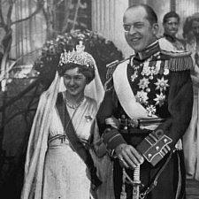 Βασιλικοί Γάμοι στην Ελλάδα: Διάδοχος Παύλος & πριγκίπισσα Φρειδερίκη
