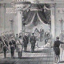 18 Μαρτίου 1863: Αναγορεύεται Συνταγματικός Βασιλεύς των Ελλήνων ο Γεώργιος Α′