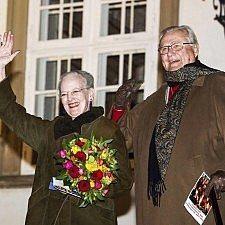 Λαμπαδηδρομία για τα γενέθλια της βασίλισσας Μαργκρέτε της Δανίας