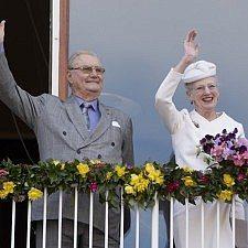 Άρχισαν οι εορτασμοί για τα 75α γενέθλια της βασίλισσας Μαργκρέτε της Δανίας