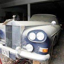 Βασιλικό κτήμα Τατοΐου: Δέκα αυτοκίνητα της βασιλικής οικογένειας κηρύχθηκαν μνημεία