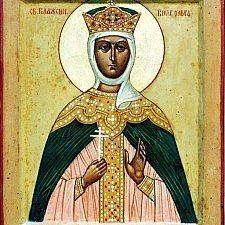 Αγία Όλγα η βασίλισσα της Ρωσίας
