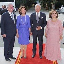 Οι εορτασμοί για τα εβδομηκοστά γενέθλια του πρίγκιπα Αλέξανδρου της Σερβίας