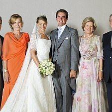 25 Αυγούστου 2010: Ο Γάμος Πρίγκιπα Νικολάου & Τατιάνας Μπλάτνικ στις Σπέτσες