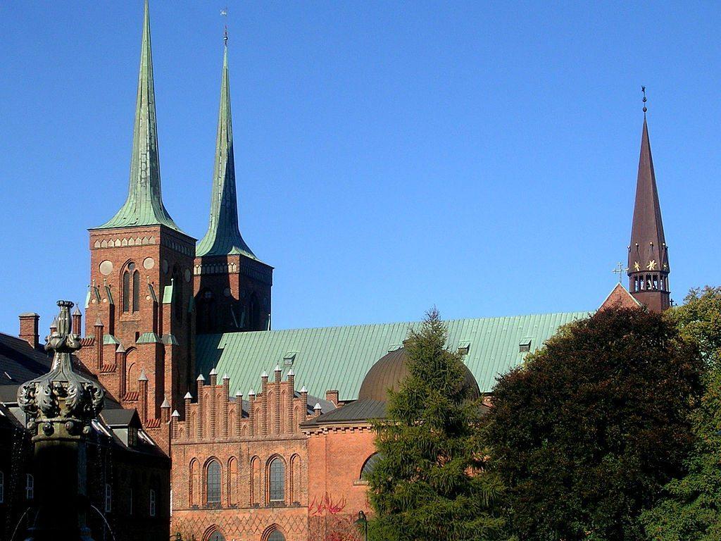 Ο Καθεδρικός ναός του Ροσκίλντε