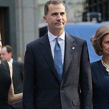 Η υπέροχη παρουσία της βασίλισσας της Ισπανίας στο Οβιέδο