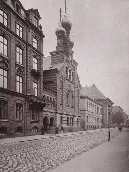 the russian church denmark