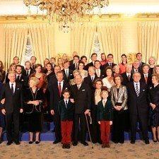 Κωνσταντίνος & Άννα-Μαρία: Στο Λουξεμβούργο για τα γενέθλια του Μέγα Δούκα