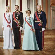 Εορταστικές εκδηλώσεις για το Αργυρό Ιωβηλαίο του βασιλιά Χάραλντ Ε΄της Νορβηγίας