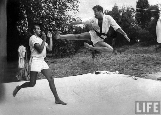 constantin karate