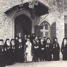 «Κυριακή της Ορθοδοξίας» στο παρεκκλήσιο των Βασιλικών Ανακτόρων Τατοΐου