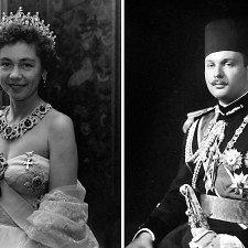 Όταν η βασίλισσα Φρειδερίκη γνώρισε τον Φαρούκ Α′ της Αιγύπτου