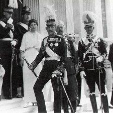 08 Μαρτίου 1913: Η ορκωμοσία του βασιλέως Κωνσταντίνου Α′