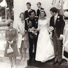 Η Χρυσή Επέτειος των γάμων της πριγκίπισσας Τατιάνας