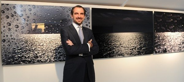 'H2Orizons' by HRH Prince Nikolaos of Greece. Picture by: Salim Matramkot