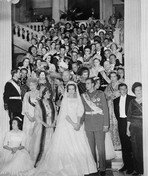SPAIN-JUAN CARLOS-WEDDING