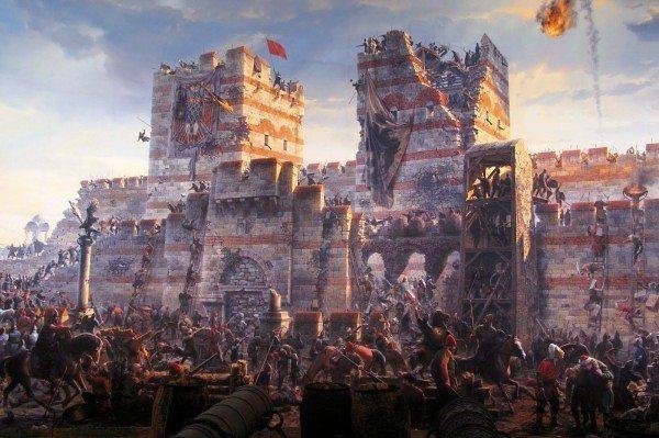 Αποτέλεσμα εικόνας για 29η Μαΐου 1453: Η Πόλις εάλω