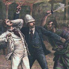 11 Μαΐου 1891: Ο Πρίγκιπας Γεώργιος σώζει τη ζωή του Τσάρεβιτς Νικόλαου