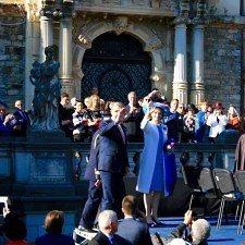 Οι εορτασμοί στη Ρουμανία για την «Ημέρα του Βασιλιά»