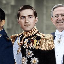 Βασιλιάς Κωνσταντίνος: Γιορτάζει σήμερα τα 77α γενέθλια του