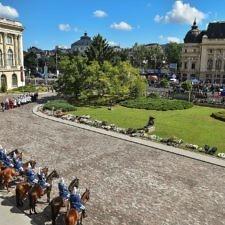 Η κηδεία της βασίλισσας Άννας της Ρουμανίας
