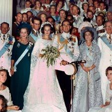 18 Σεπτεμβρίου 1964: Ο Λαμπερός γάμος των βασιλέων Κωνσταντίνου & Άννας-Μαρίας