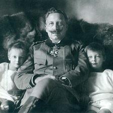 Η  αμφίδρομη αντιπάθεια μεταξύ Γεωργίου Α΄και Γουλιέλμου Β΄
