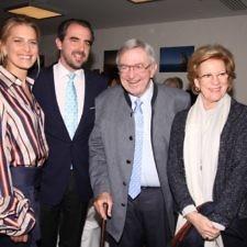 Η Παρουσίαση του βιβλίου της πριγκίπισσας Τατιάνας «Γεύσεις Ελλάδας»