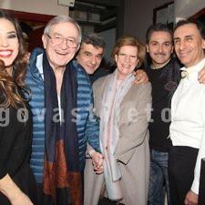Θεατρική βραδιά για τους βασιλείς Κωνσταντίνο & Άννα-Μαρία