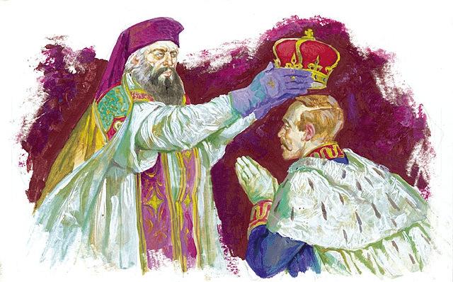 coronation-greece