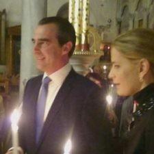 Ανάσταση με πριγκιπική παρουσία στην Πάρο