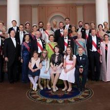 Τα λαμπερά γενέθλια του βασιλικού ζεύγους της Νορβηγίας