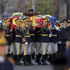 Η Ρουμανία αποχαιρέτησε τον Βασιλιά Μιχαήλ Α'