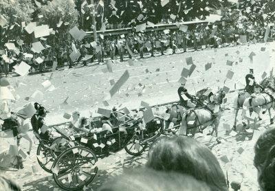 18 Σεπτεμβρίου 1964 – Γάμοι Κωνσταντίνου και Άννας-Μαρίας,Μέρος Γ